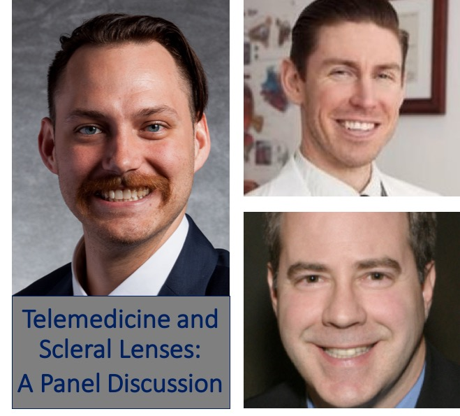 Watch the SLS Telemedicine with Scleral Lenses Webinar